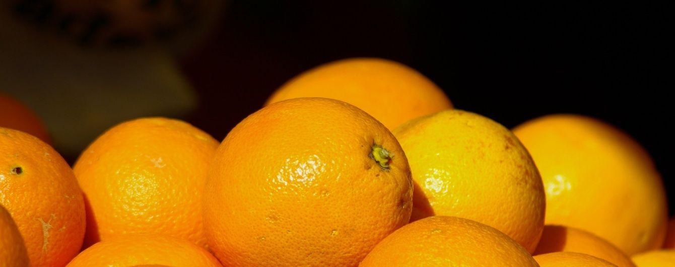 У Росії виник дефіцит апельсинів