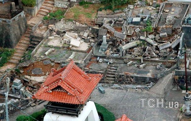 Потужний землетрус сколихнув захід Японії