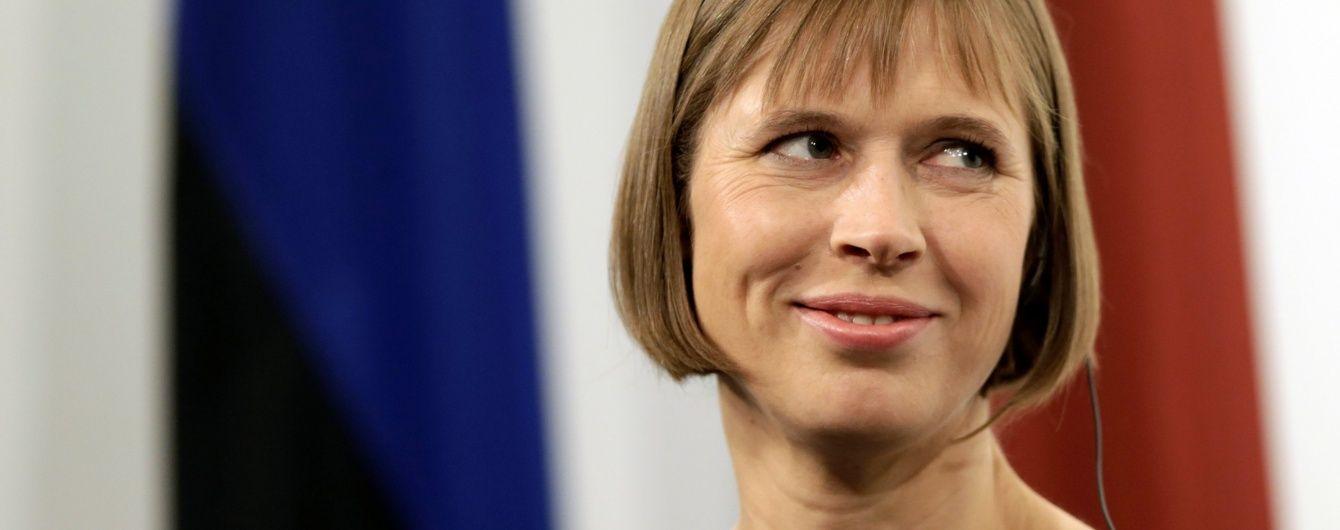 Президент Эстонии не верит в атаку России на НАТО