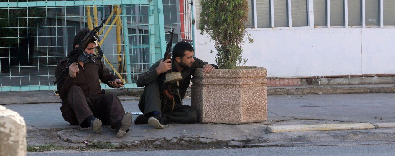 """Після 24-годинного бою у місті Кіркук, де бойовики """"ІД"""" напали на поліцію, ситуація нормалізувалася"""
