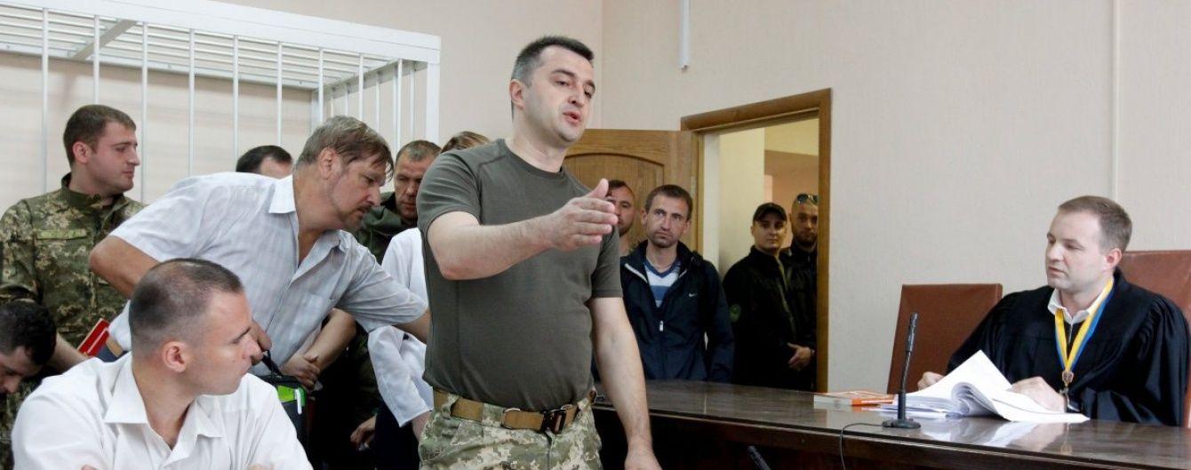 Одіозний прокурор сил АТО Кулик отримав обвинувальний акт