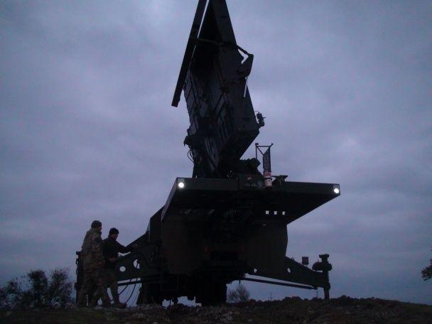 """Військові успішно випробували новітню вітчизняну розробку із захисту повітряного простору """"Пелікан"""""""