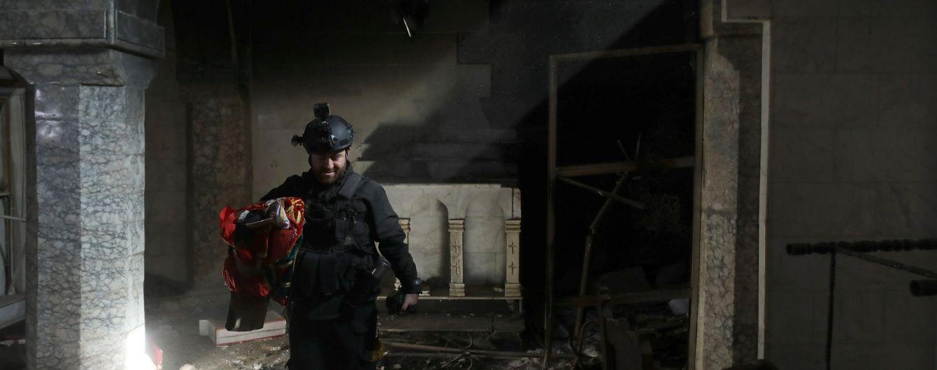 В Іраку звільнили від ІД важливе місто біля Мосула