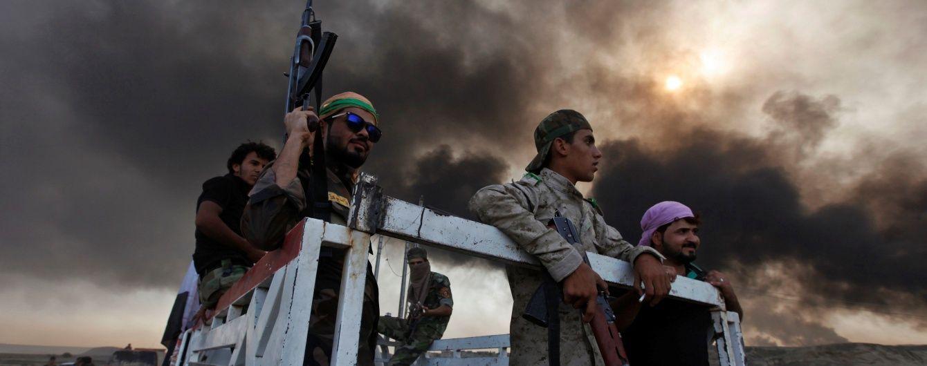 ІДІЛ утримує в заручниках у Мосулі 700 тисяч людей