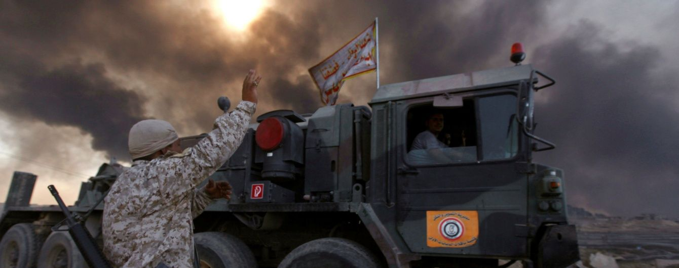 Битва за Мосул: армія Іраку та ІД ведуть бої на виїзді в місто