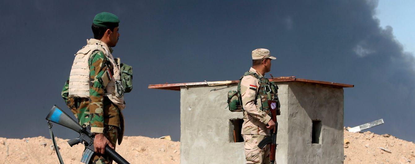 Елітний підрозділ іракської армії призупинив наступ на Мосул – ЗМІ