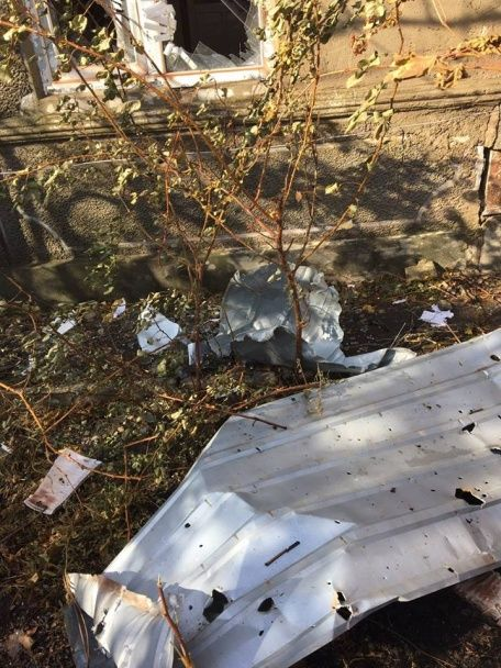 Бойовики накрили Талаківку мінометними обстрілами