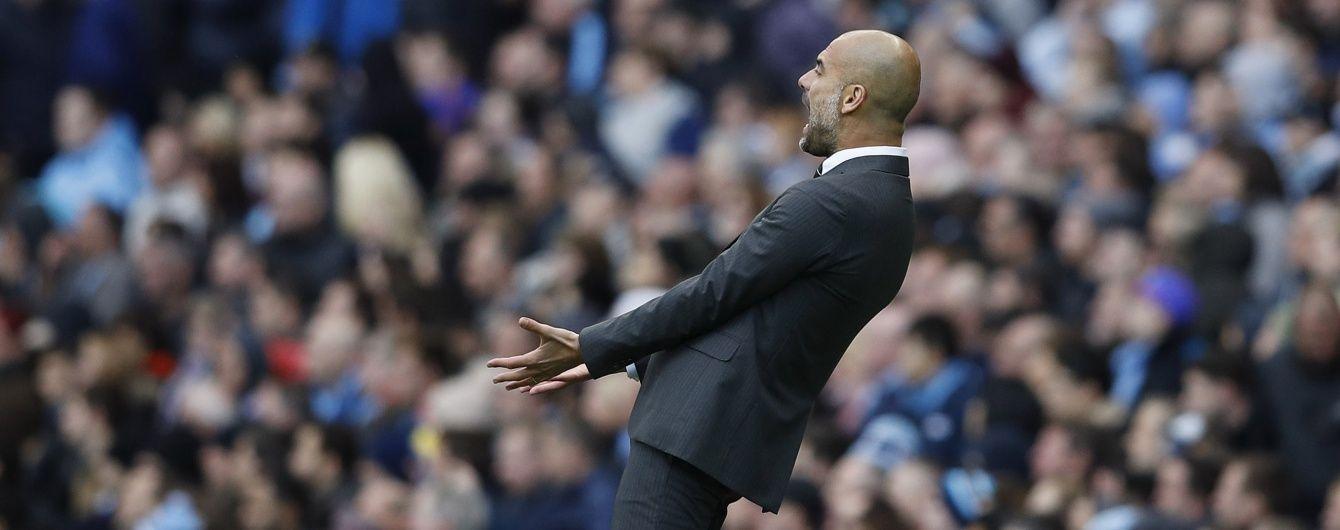 """""""Манчестер Сіті"""" змарнував шанс стати одноосібним лідером чемпіонату Англії"""