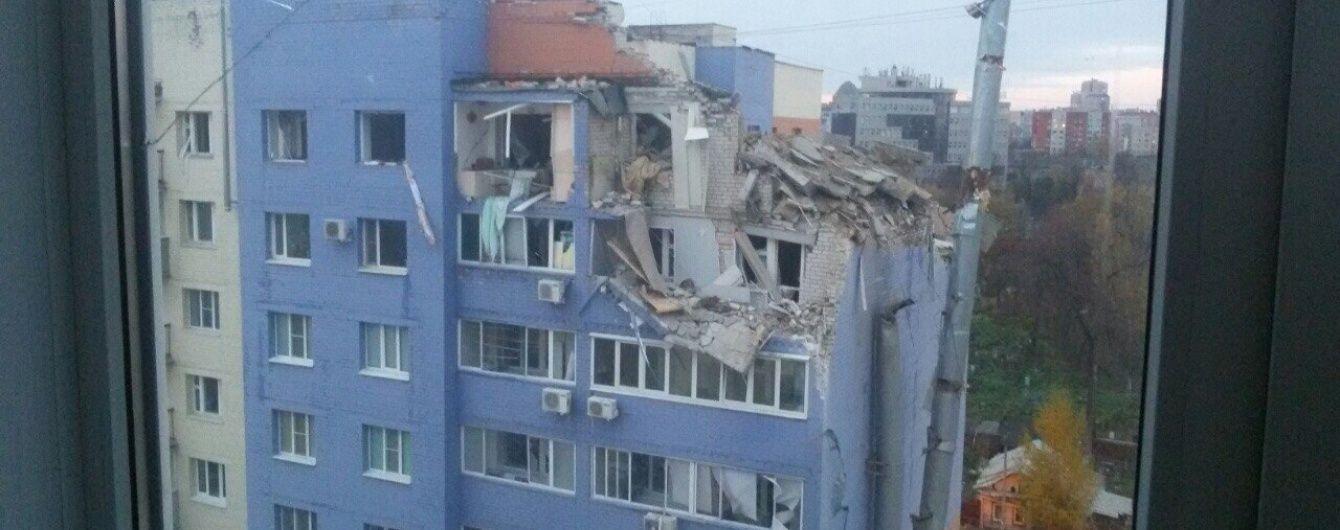 У Мережі з'явилося відео потужного вибуху в багатоповерхівці у російській Рязані