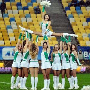 Турнірна таблиця другого етапу чемпіонату України-2016/17