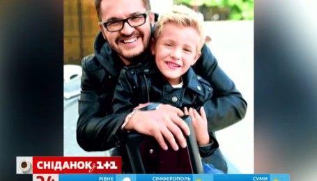 Фото Александра Пономарева с сыном наделало шума в интернете