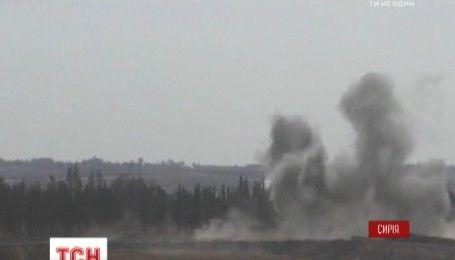 Сирийский город Алеппо снова под огнем российской авиации и правительственных войск