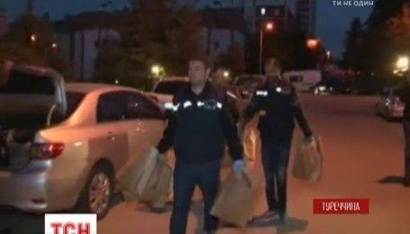 В Турции провели очередные громкие аресты