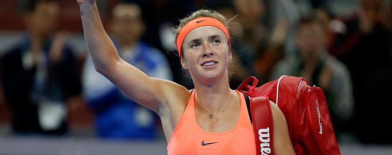 Українка Світоліна повторила особистий рекорд у рейтингу найкращих тенісисток світу