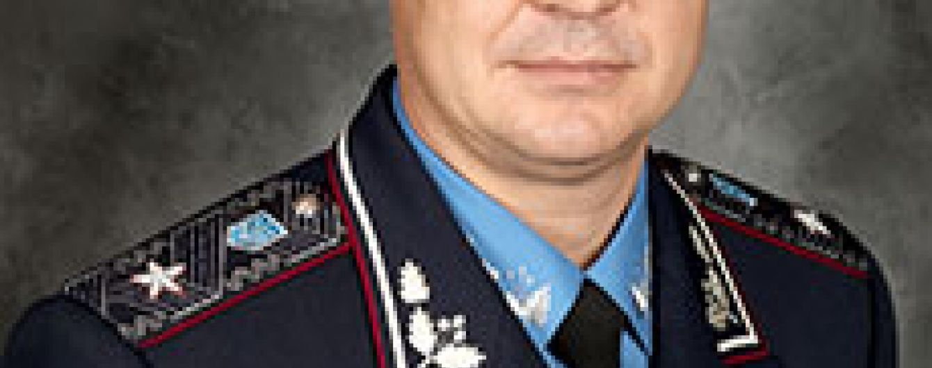 Очільник запорізької поліції пішов у відставку