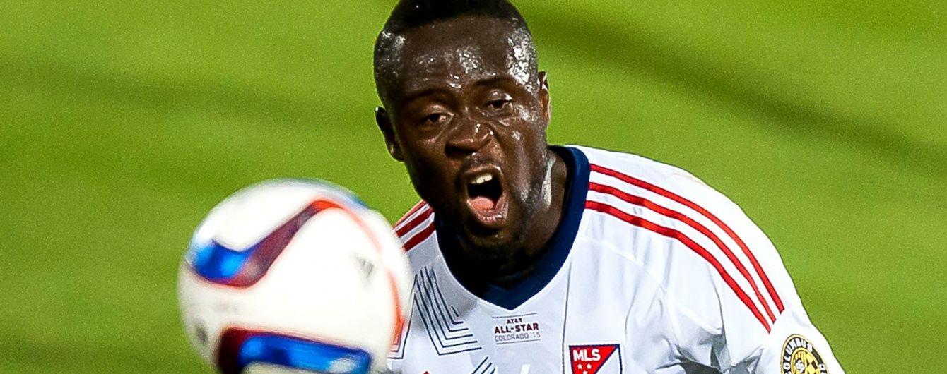 У США футболіст отримав жовту картку за тверк після забитого голу