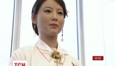 У Китаї пройшла Світова виставка людиноподібних роботів
