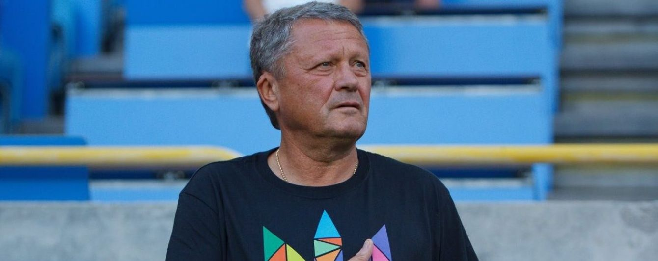 """Маркевич заявив, що не збирається тренувати """"Динамо"""" та побажав удачі Реброву"""