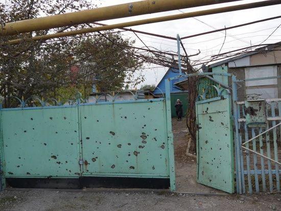Бойовики випустили близько 100 снарядів по Талаківці, вибухи чули у Маріуполі