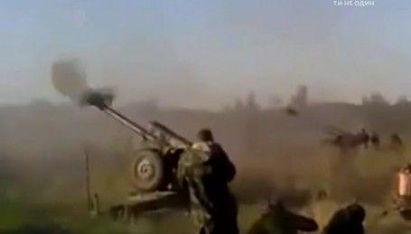 За добу в зоні АТО бойовики 40 разів обстріляли позиції українських військових