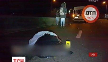 Очевидцы рассказали о смертельном ДТП на одной из самых напряженных магистралей Киева