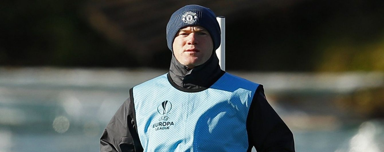 """Моурінью порадив Руні піти з """"Манчестер Юнайтед"""""""