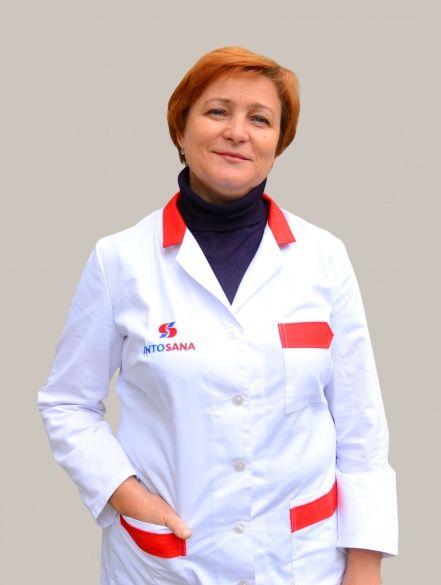 врач-терапевт клиники Into-Sana Зарембская Ирина Богдановна