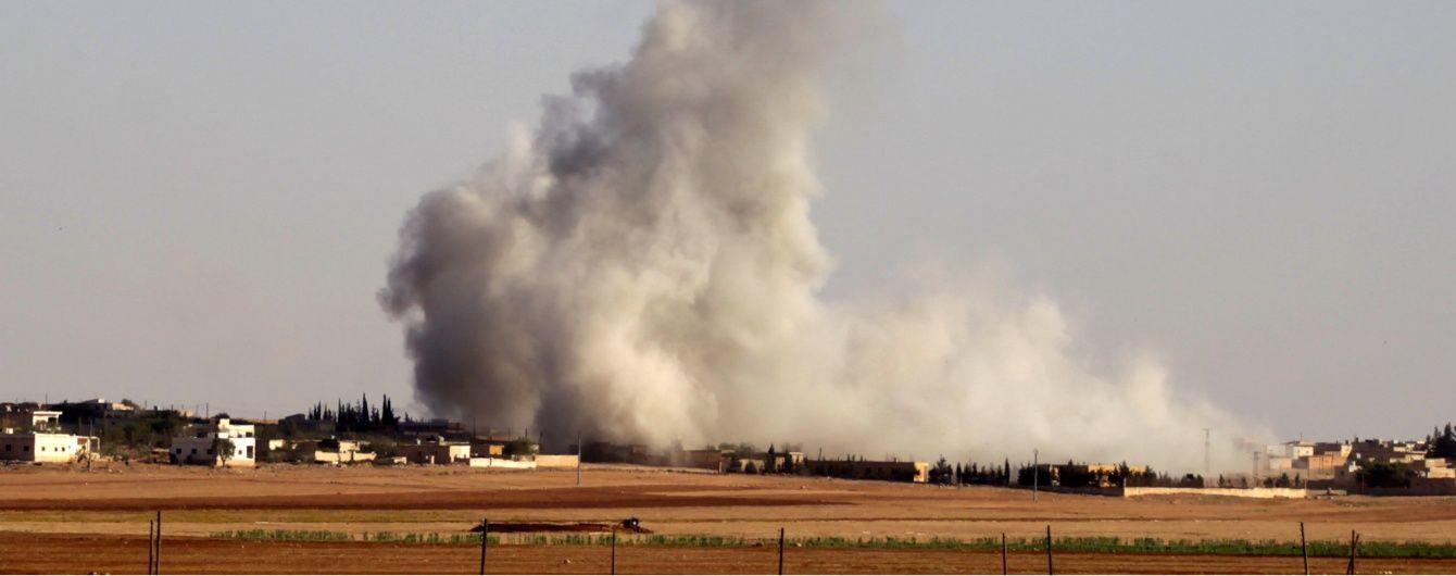 У Міноборони РФ вважають, що санкції ЄС на постачання палива в Сирію не стосуються авіагрупи ВКС