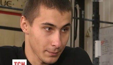 Втратив ногу, але не здався: як долає депресію юний боєць Ілля Шувалов