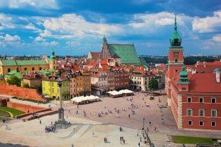Варшава: готи, панки та українські пісні