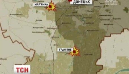 На Донбассе зафиксировано 12 вражеских обстрелов до наступления темноты