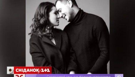 Наталка Карпа проведет медовый месяц в Париже