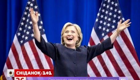 Хиллари Клинтон празднует 69-й день рождения
