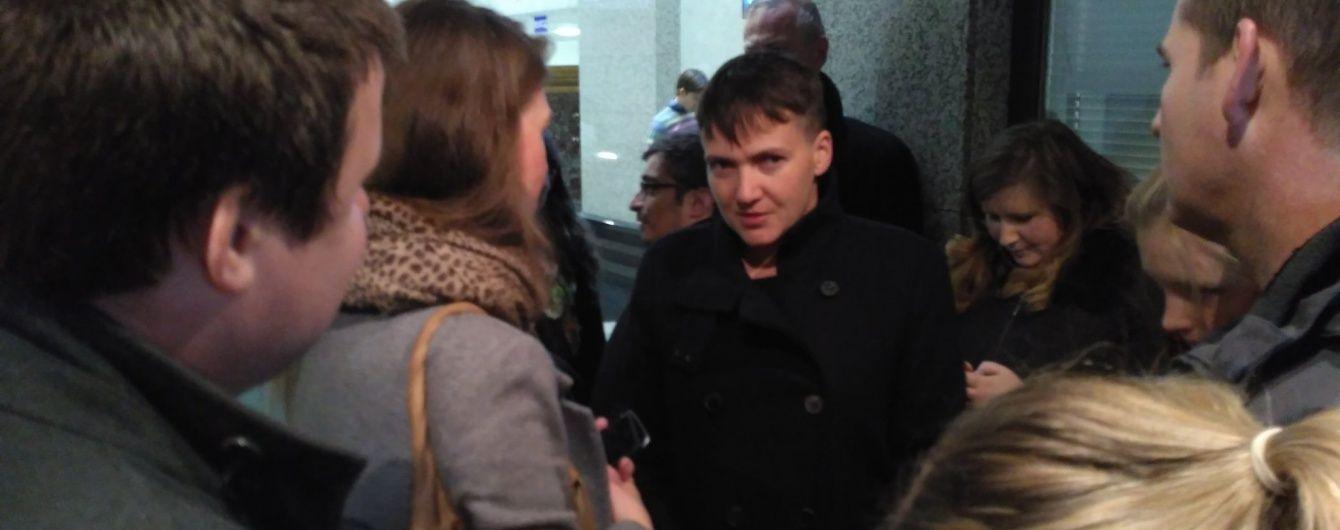 Сестра Савченко розповіла, як Надія діставалась до Москви