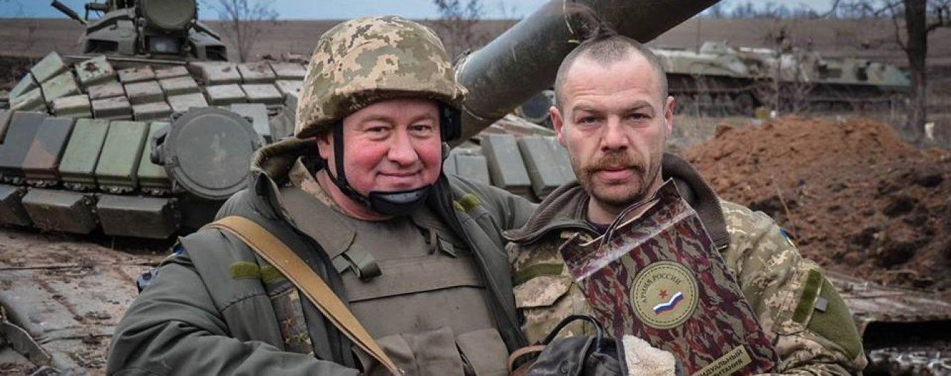 Помер відомий боєць АТО, який останнім виходив з окупованого Дебальцевого