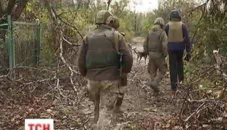 Тридцать раз боевики открывали огонь по украинским позициям