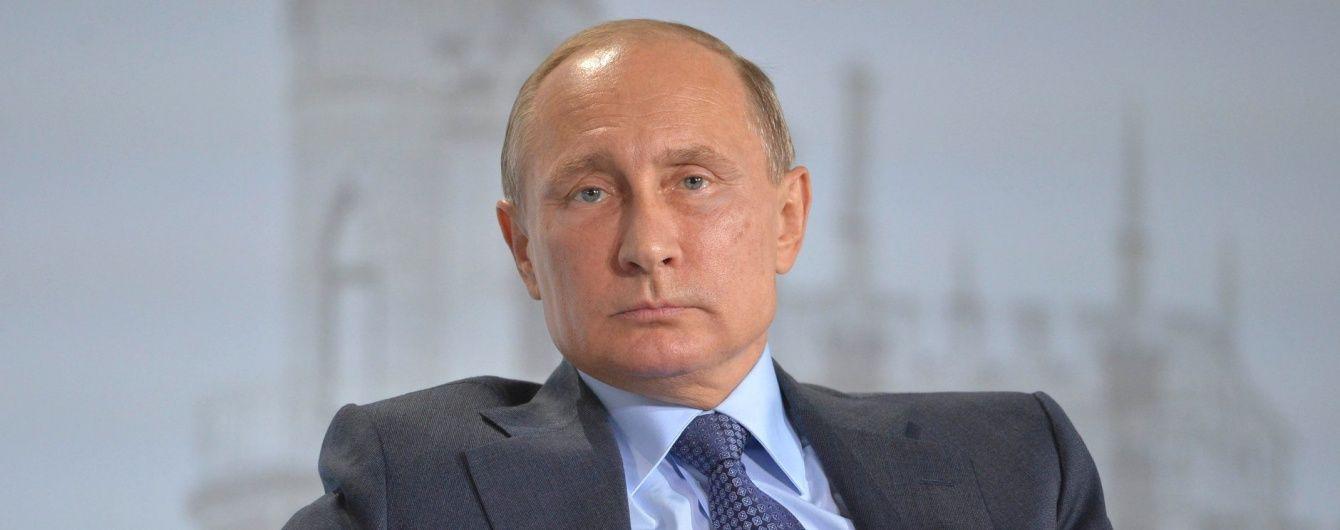 """Путін обізвав організаторів енергетичної блокади """"дивовижними ідіотами"""""""