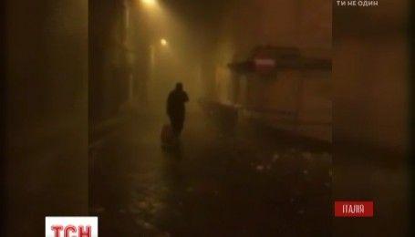 Землетрясение силой более 5 баллов всколыхнуло центр Италии