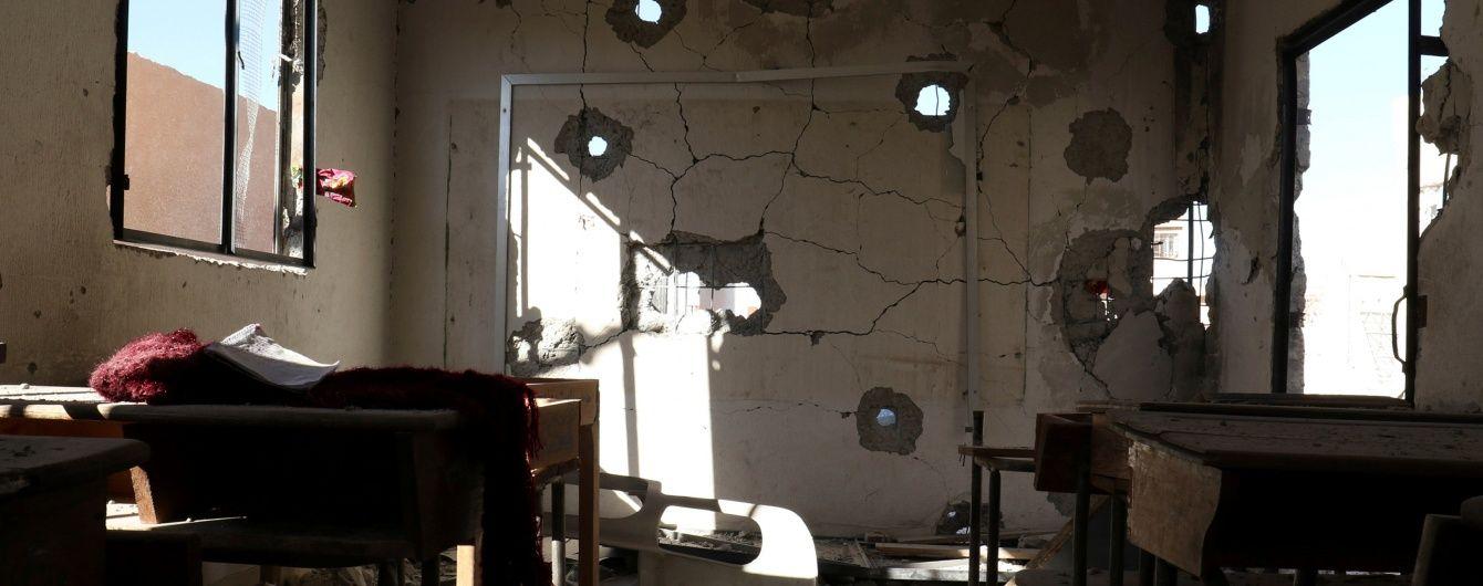 Війська Асада розбомбили школи: загинули 8 дітей