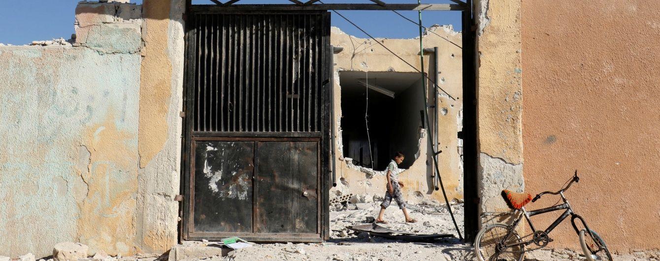 У російському Міноборони заявили, що авіаудару по школі в Сирії не було