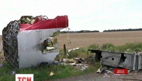 Россия наконец передала данные по катастрофе малайзийского Boeing`а Нидерландам