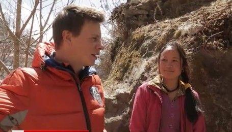 Дмитро Комаров навчився саджати картоплю в горах