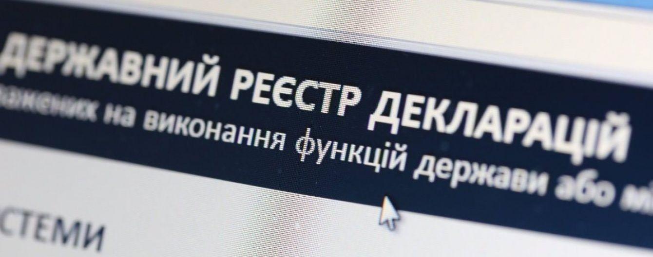 У НАЗК переконують, що не мають доступу до е-декларацій працівників СБУ
