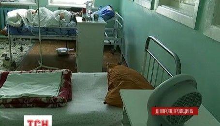 В одиннадцати селах на Днепропетровщине до сих пор не начался отопительный сезон