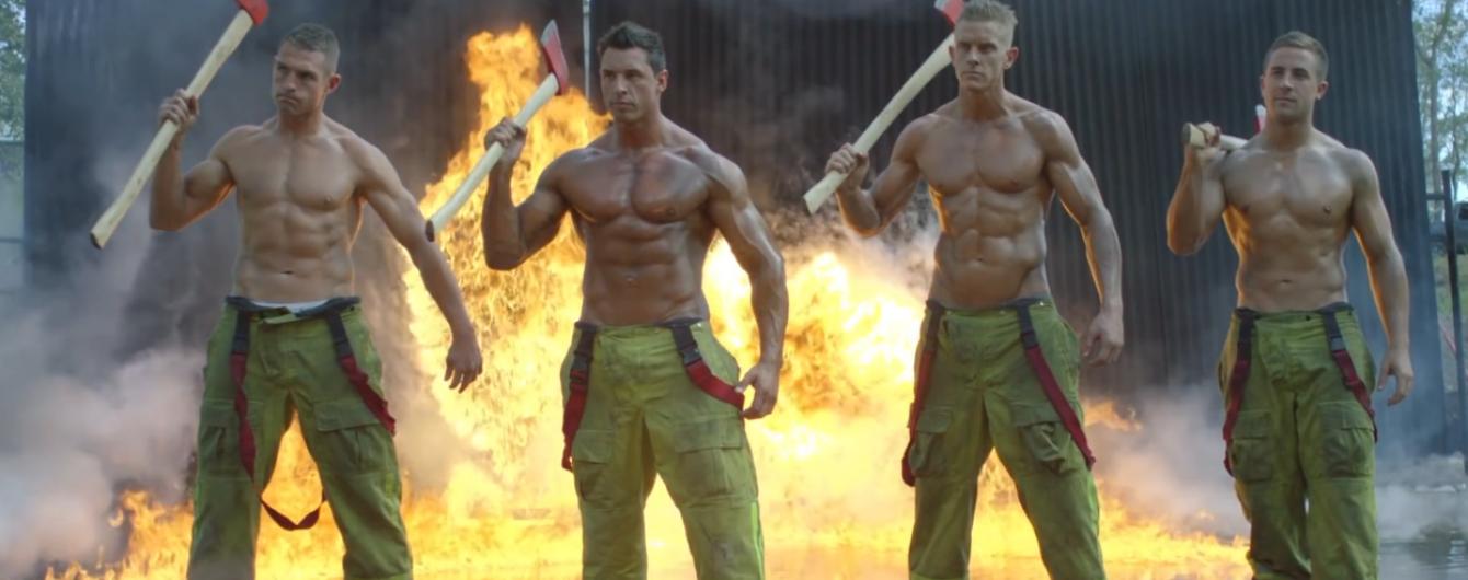 Календар із гарячими пожежниками та вірусне фото із відомими акторами. Тренди Мережі