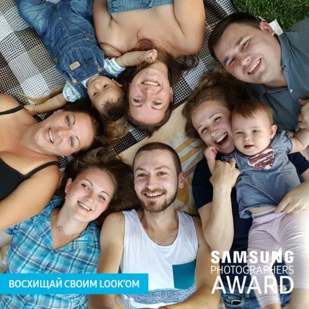 Переможці Samsung Photographers Award
