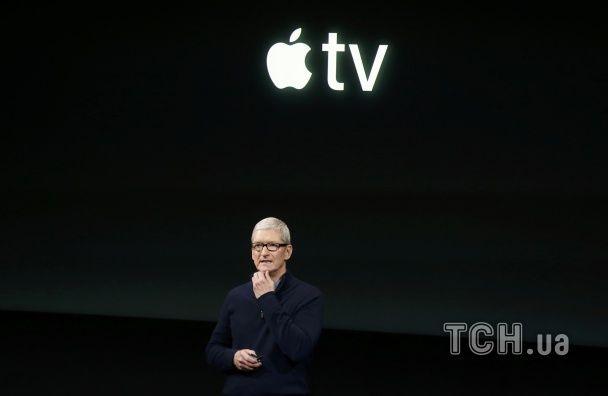 """Touch Bar: Apple представила новий MacBook Pro з унікальним """"тачскріном"""""""