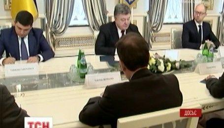 Посли країн G7 надіслали лист-попередження Порошенку: боротьба з корупцією опинилася під загрозою