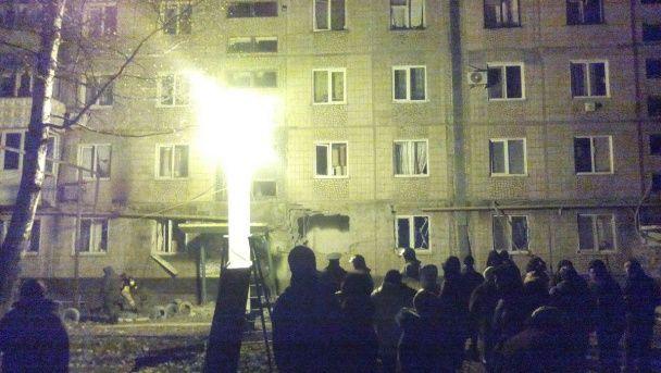 Окупована Макіївка зазнала артобстрілу, є загиблі – ЗМІ
