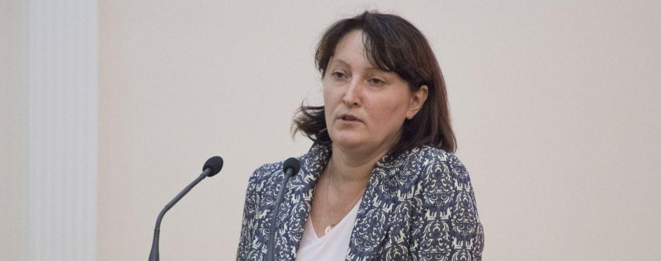 Голова НАЗК відзвітувала про подачу декларацій